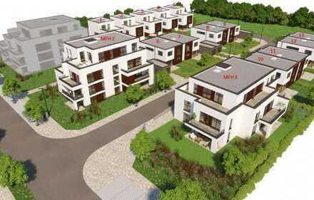 Neubau, 3-Zimmerwohnung im 1 OG. mit Balkon