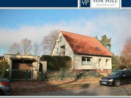 Berlinnahes Einfamilienhaus mit Einliegerwohnung