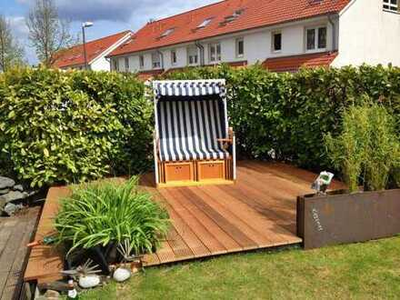Der nächste Sommer kommt! Einfamilienhaus mit wunderschönem Garten, Garage & Co.!