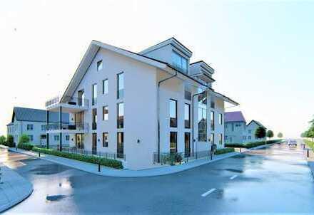 Exklusive Neubau 2-Zimmer Eigentumswohnung mit Gartenanteil