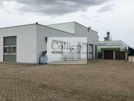 Hochwertige Unternehmensimmobilie mit Baureserve | ca. 1.700 m² | Wanzleben-Börde