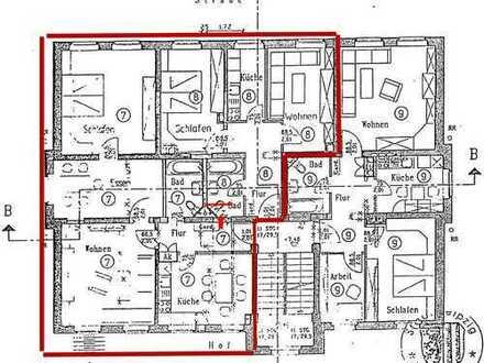 Schöne 5- 6- Zimmer Altbauwohnung im Kasernenviertel von Gohlis - Olbrichtstraße
