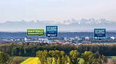 BA 11 - 100 m² Gartenwohnung, große Terrasse, - Bezug Sommer 2021 - 18.000 € KFW-Förderung