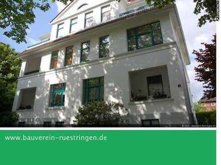 Helle, freundliche Drei-Zimmer-Wohnung in Innenstadtrandlage