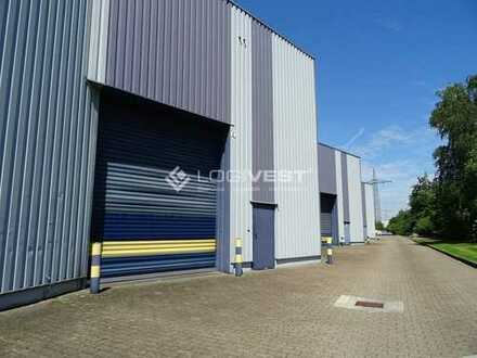 5.700 m² große Lagerhalle direkt an der A352 - Hannover