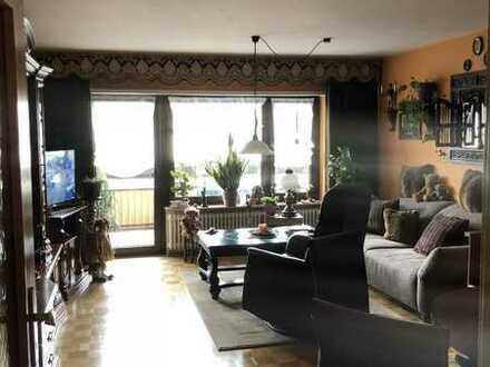 Schöne 2 ZKB-Wohnung mit 2 Balkonen, Garage und Fahrstuhl im 2. OG in Schwetzingen