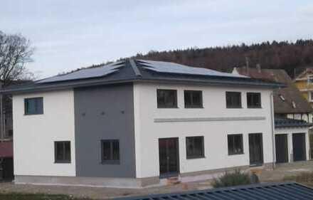 Erstbezug: ansprechende 4-Zimmer-Doppelhaushälfte mit EBK in Boos