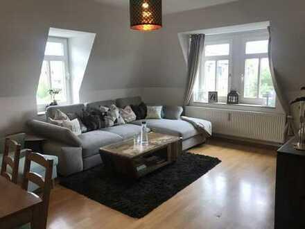 Attraktive 3-Zimmer-Wohnung zur Zwischenmiete in Dresden