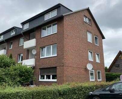 Renditeobjekt in Wildeshausen - Vermietete 3 ZKB Wohnung mit 74m²