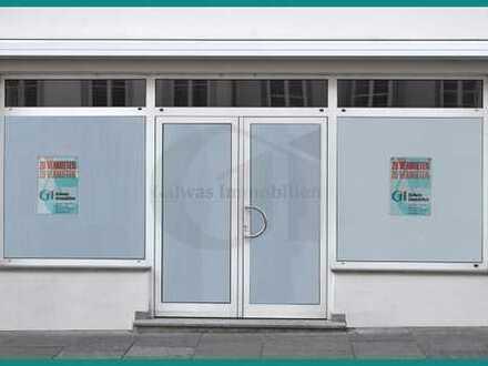 GI** 1A-Lage EG-Ladenfläche in der Freisinger Innenstadt