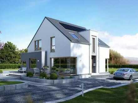 NEU - projektiertes Einfamilienhaus in Senden