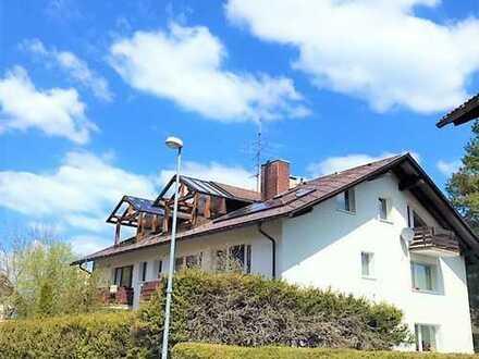 Klein aber fein - EG Hochparterre mit Balkon