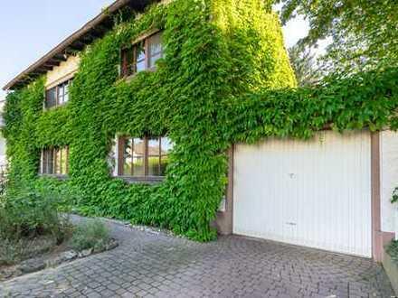 Ein- bis Zweifamilienhaus mit schönem Garten zum Kauf in Mainz-Hechtsheim