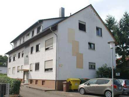 Appartement mit separater Küche in Rüsselsheim 36 m²