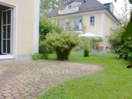 3 Zimmer Gartenwohnung in 81247 München Obermenzing, S-Bahn-Nähe
