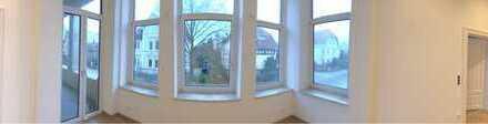 Ansprechende 2,5-Zimmer-Hochparterre-Wohnung mit Balkon in Celle