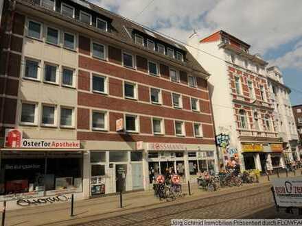 Bremen Viertel - Dachgeschosswohnung im Ostertorsteintor