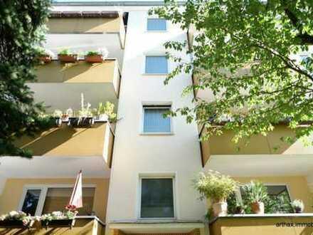 Hannover Döhren: 4 Zimmer Wohnung mit Garage, in Maschsee-Nähe