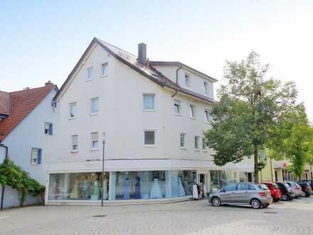 Helle Laden- und Bürofläche in der Ortsmitte von Lorch
