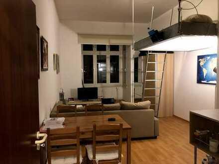 Schöne 1-Zimmer-Wohnung in Altstadt