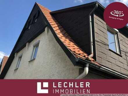 Renovierungsbedürftige Doppelhaushälfte in beliebter Lage von Leinfelden