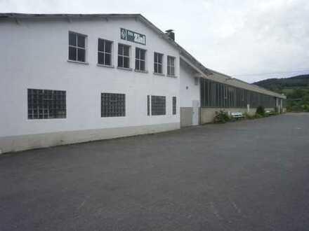 Gewerbepark: Büro, Hallen und Freiflächen