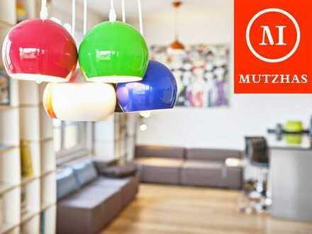 MUTZHAS - traumhafte 3-Zimmer-Wohnung in fußläufiger Entfernung zum Luitpoldpark