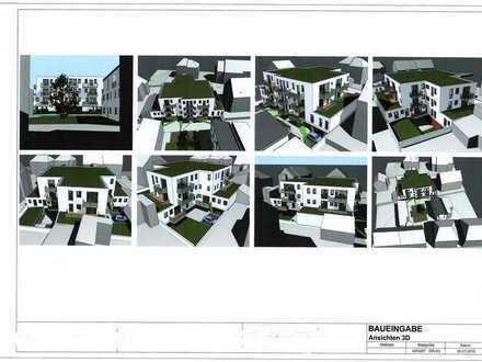 Exklusive, geräumige 2-Zimmer-Wohnung mit Balkon in Bruchsal