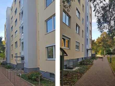 Eigentumswohnung mit Loggia und Fernblick in Geismar
