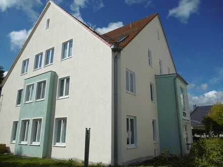 Ruhig gelegene 2-Zimmer-Wohnung mit Terrasse in Gransee
