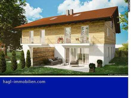 Exklusiver Neubau im alpenländischen Stil