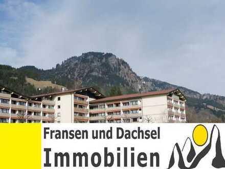 Urlaub pur - 2-Zimmer-Wohnung in Bad Hindelang