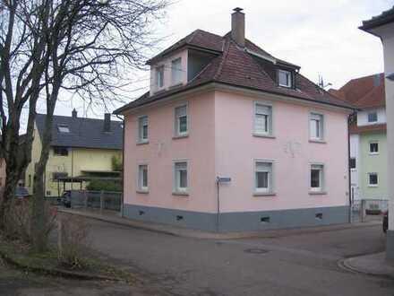 Schönes freistehendes 3-Familienhaus in Durmersheim Nähe Rathaus