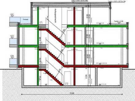 Exklusive Neubau-ETW im Erdgeschoss - Wohnung 1