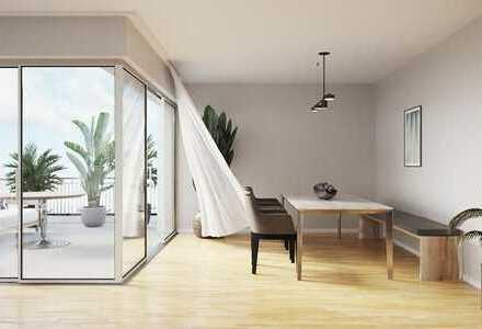 Sichern Sie sich Ihre Penthouse Wohnung mit 2 Dachterrassen +kontaktlose Video-Beratung+