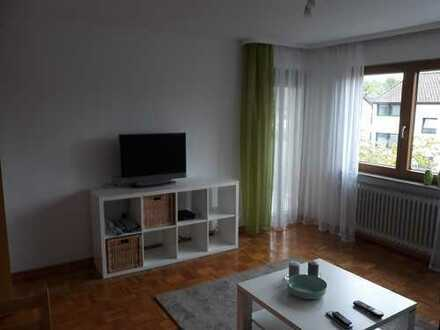 Schöne neue 3 Zimmerwhg in Böblingen zentral möbliert; nice 3 room apartment for expat OG