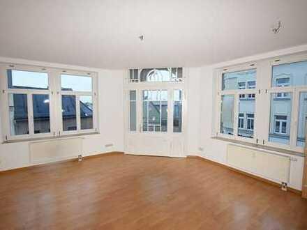 Attraktive 1-Raum-Wohnung mit Balkon zur Kapitalanlage in Burgstädt!