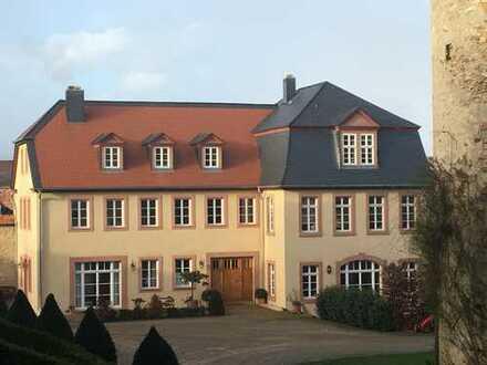 Neuwertiges 8-Zimmer-Schloss/Herrenhaus mit Einbauküche in Friedberg (Hessen), Friedberg