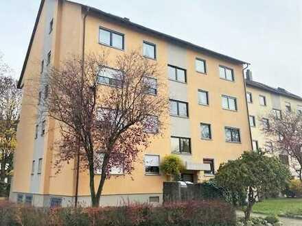 3,5 - Zimmer - Wohnung mit 92 m² Wohnfläche und Loggia