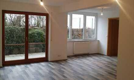 Eine 1-Zimmer-Wohnung mit Terrasse in Pfaffenhofen an der Roth