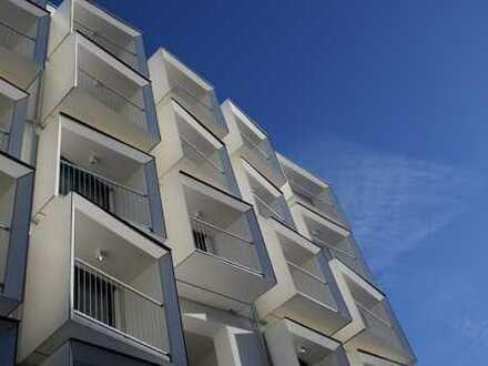 Neuwertige 1-Zimmer-Wohnung mit Balkon und Einbauküche in München Riem