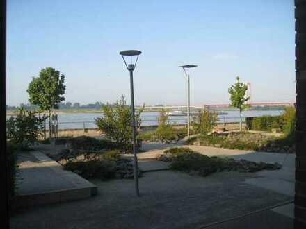 Wohnen am Rhein für Einzelperson