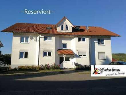 --Reserviert-- Moderne 2,5 DG-Wohnung am Kaiserstuhl in Sasbach - Jechtingen