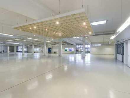 Gepflegtes Gewerbeareal mit 1.700m² Halle, 300m² Büro und 1.00m² Freifläche