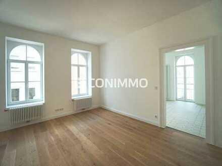 Hochwertig sanierte 4-Zimmer-Altbauwohnung mit historischem Charme