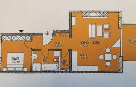2 Zimmer Wohnung in Lörrach - Tumringen