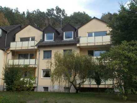 Lichtdurchflutete 2-Raum-Wohnung mit Balkon in Bernstadt