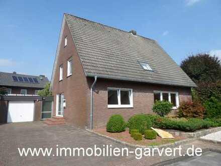Charmantes Ein- bis Zweifamilienhaus mit Vollkeller und Garage in Stadtlohn