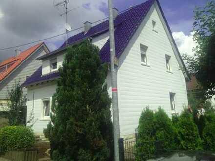 Freistehendes Einfamilienhaus bei Böblingen