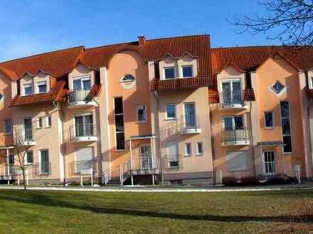 2-Raum-WE mit Balkon im Dachgeschoss
